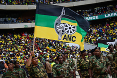 Soweto - African National Congress 105th Anniversary Rally - 08 Jan 2017