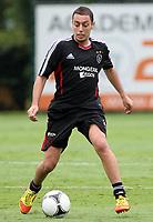 20120110: SAO PAULO, BRAZIL - Player Ismaïl Aissati  from Ajax team during training session at Football Academy in Barra Funda, SP, before match against Palmeiras<br /> PHOTO: CITYFILES