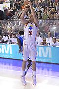 DESCRIZIONE : Roma Lega serie A 2013/14 Acea Virtus Roma Banco Di Sardegna Sassari<br /> GIOCATORE : Jimmy Baron<br /> CATEGORIA : tiro tre punti<br /> SQUADRA : Acea Virtus Roma<br /> EVENTO : Campionato Lega Serie A 2013-2014<br /> GARA : Acea Virtus Roma Banco Di Sardegna Sassari<br /> DATA : 22/12/2013<br /> SPORT : Pallacanestro<br /> AUTORE : Agenzia Ciamillo-Castoria/ManoloGreco<br /> Galleria : Lega Seria A 2013-2014<br /> Fotonotizia : Roma Lega serie A 2013/14 Acea Virtus Roma Banco Di Sardegna Sassari<br /> Predefinita :