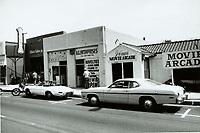 1975 Venus Adult Movie Arcade on Santa Monica Blvd.