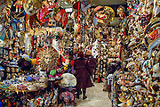 Italy, Venice, Mask shop