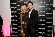 Siobhan Hewlett; TOM HIDDLESTONE, InStyle's Best Of British Talent Party in association with Lancome. Shoreditch HouseLondon. 25 January 2011, -DO NOT ARCHIVE-© Copyright Photograph by Dafydd Jones. 248 Clapham Rd. London SW9 0PZ. Tel 0207 820 0771. www.dafjones.com.