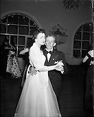 1958 - Punchestown Ball at Lawlor's Hotel, Naas, Co. Kildare.