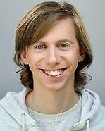 Actor Headshots Elliot Innes