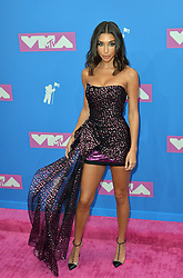 August 20, 2018 - New York, New York, United States - Chantel Jeffries arriving at the 2018 MTV Video Music Awards at Radio City Music Hall on August 20, 2018 in New York City  (Credit Image: © Kristin Callahan/Ace Pictures via ZUMA Press)