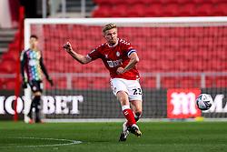 Taylor Moore of Bristol City - Rogan/JMP - 24/09/2020 - Ashton Gate Stadium - Bristol, England - Bristol City v Aston Villa - Carabao Cup Third Round.