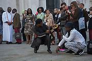 QUDUS ONIKEKU, Nigeria Pavilion, Scoletta dei Tiraoro e Battiori, Venice Biennale, 10 May 2017
