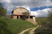 Greece, Macedonia, Korifi village