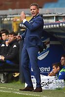 Sinisa Mihajlovic Sampdoria <br /> Genova 02-05-2015 Stadio Ferraris, Football Calcio Serie A 2014/2015 Sampdoria - Juventus Foto Andrea Staccioli / Insidefoto