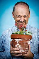 Patrik Grahn, professor vid SLU i Alnarp.