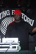 FunkMaster Flex at The Vibe Magazine VIP Celebration for Vibe's December cover featuring the first New York show of Plies, held at The Knitting Factory on November 24, 2008 in NYC
