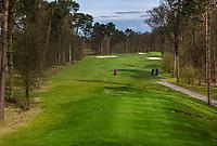 's Gravenwezel -  Antwerp International Golf & Country Club Rinkven .  Vanaf tee Noord 11. COPYRIGHT KOEN SUYK