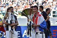 Mandzukic<br /> <br /> Torino 21-05-2017 Juventus Stadium Football Calcio Serie A 2016/2017 Juventus - Crotone .<br /> Foto Insidefoto
