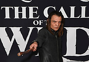 """13 February 2020 - Hollywood, California - Micah Fitzgerald at the World Premiere of twentieth Century Studios """"The Call of the Wild"""" Red Carpet Arrivals at the El Capitan Theater."""