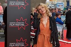 Mrya Sedgwick on the red carpet at the Edinburgh International Film Festival Opening Night Gala of the UK  Premier, God's Own Country directed by Francis Lee at Edinburgh's Festival Theatre. Wednesday 21st June 2017(c) Brian Anderson | Edinburgh Elite media