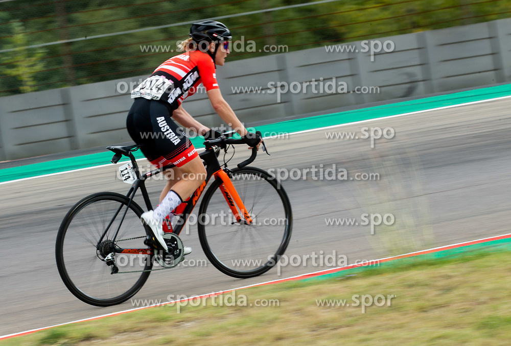 TAZREITER Angelika of Austria competes during Women Elite Road Race at UCI Road World Championship 2020, on September 26, 2020 in Imola, Italy. Photo by Vid Ponikvar / Sportida
