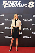 040617 Charlize Theron 'Fast & Furious 8' Madrid Photocall