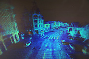 Live 3-D mapping surveillance system connected to vehicle. War museum, Invalides, Paris, France<br /><br />Partnership between Valeo and Safran in automobiles and flying machines since 2013, developing various forms of new technology from autonomous cars which drive themself; 3D parking vision showing the car and its immediate surrounds in a live view. Various forms of surveillance from heat seeking visionary devices to 3D live-viewing in both drones and land based vehicles.<br /><br />Auto et défense: premiers aboutissements du partenariat entre Valeo et Safran. Voitures du futur, drones capables de davantage détecter des obstacles: l'équipementier automobile Valeo et le groupe d'aéronautique Safran. Technologie de Safran dans les voitures de Valeo et il y aura beaucoup de technologie de Valeo dans les produits à la fois aéronautiques, militaires et de sécurité de Safran