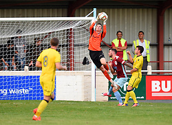 Liam Armstrong of Bristol Rovers XI in action against Taunton Town - Mandatory by-line: Paul Knight/JMP - 18/07/2017 - FOOTBALL - Viridor Stadium - Taunton, England - Taunton Town v Bristol Rovers XI - Pre-season friendly