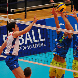 20110911: AUT, Volleyball - CEV Eurovolley 2011, day 2