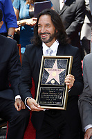 8/4/2010 Marco Antonio Solis at his Hollywood Walk of Fame ceremony