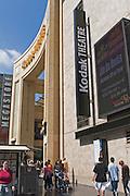 USA, Los Angeles California Kodak Theatre Hollywood Boulevard