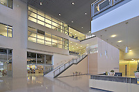 Maryland Architecture Interior Image of Howard County Community College Student Services Building by Photographer Jeffrey Sauers