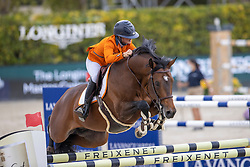 Thijssen Sanne, NED, Con Quidam RB<br /> Longines FEI Jumping Nations Cup Final<br /> Barcelona 2021<br /> © Dirk Caremans<br />  03/10/2021