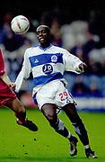 London, England, UK, 8th March 2002, EFL Div 2, Queens Park Rangers vs Bristol City, Loftus Road Stadium, Shepherd's Bush, Greater London,<br /> [Mandatory Credit: Peter Spurrier/Intersport Images],<br /> <br /> Sport - Football Nationwide Division 2 - QPR v Bristol City<br /> Paul Furlong