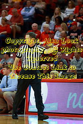 05 November 2016:  Gene Grimshaw during an NCAA  mens basketball game where the Quincy Hawks lost to the Illinois State Redbirds in an exhibition game at Redbird Arena, Normal IL