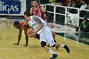 DESCRIZIONE : Avellino Lega A 2015-16 Sidigas Avellino EA7 Emporio Armani Milano<br /> GIOCATORE : Janis Blums<br /> CATEGORIA : palla recuperata sequenza palleggio curiosita<br /> SQUADRA : Sidigas Avellino<br /> EVENTO : Campionato Lega A 2015-2016<br /> GARA : Sidigas Avellino EA7 Emporio Armani Milano<br /> DATA : 19/10/2015<br /> SPORT : Pallacanestro <br /> AUTORE : Agenzia Ciamillo-Castoria/GiulioCiamillo<br /> Galleria : Lega Basket A 2015-2016<br /> Fotonotizia : Roma Lega A 2015-16 Sidigas Avellino EA7 Emporio Armani Milano