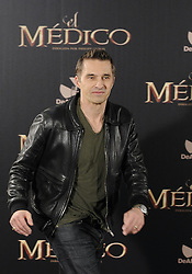Actor Olivier Martinez attends 'The Physician' photocall on December 19, 2013 in Madrid, Spain. Picture by DyD Fotografos / i-Images.<br /> <br /> SPAIN OUT