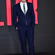 Laurie Davidson Arrivers at World Premiere of The Good Liar on 28 October 2019, at the BFI Southbank, London, UK.