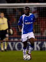 Photo: Jed Wee.<br /> Sheffield United v Birmingham City. Carling Cup. 24/10/2006.<br /> <br /> Birmingham's Fabrice Muamba.