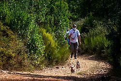 The fourth WeHike2ChangeDiabetes 2021 challenge promised to be a very special version! We have been walking in the beautiful regions of Babia en Bierzo (Spain). This time we walked parts of differents routes like the Senda de Bas, Nueva Senda Olvidada, Canales Romanos CN2, Camino Real and finally the last part of the camino Francés into Santiago. Day 3 - Aparcamiento próximo al mirador de Orellan  - Aparcamiento del pueblo de Las Médulas