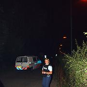Zoekactie inbrekers Nieuw Blaricummerweg Huizen