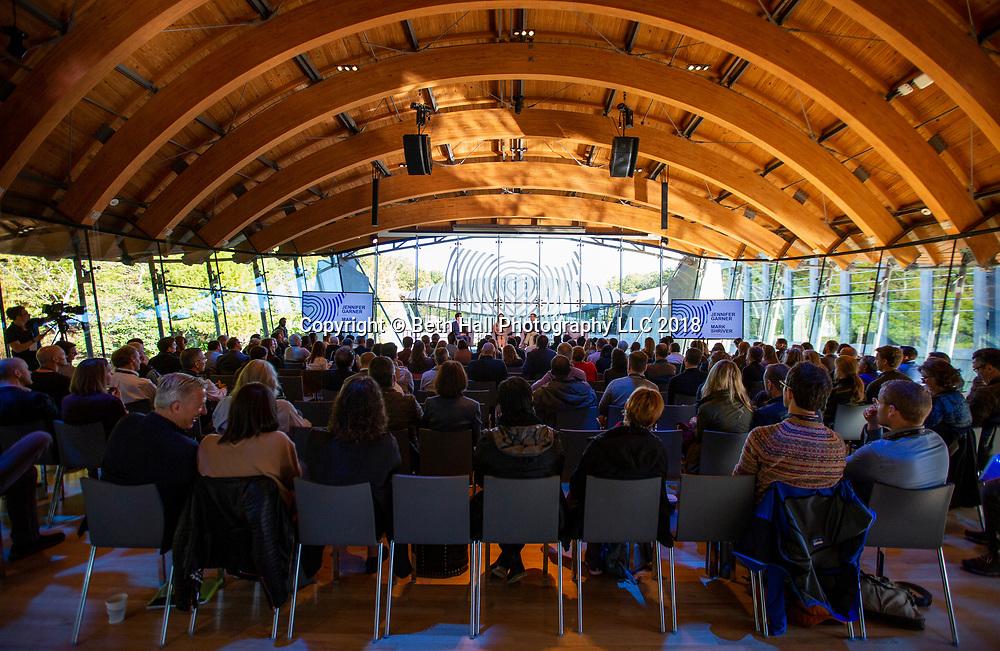 Heartland Summit 2018 in Bentonville, Arkansas.<br /> <br /> Photo by Beth Hall