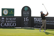 Graeme McDowell (NIR) on the 16th during Round 4 of the Saudi International at the Royal Greens Golf and Country Club, King Abdullah Economic City, Saudi Arabia. 02/02/2020<br /> Picture: Golffile   Thos Caffrey<br /> <br /> <br /> All photo usage must carry mandatory copyright credit (© Golffile   Thos Caffrey)