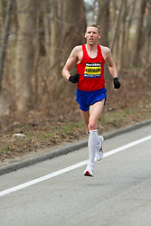 2013 Boston Marathon: Jason Hartmann, USA