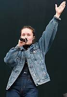 Sigrid at the Isle of Wight Festival 2019 photo by Dawn Fletcher Park