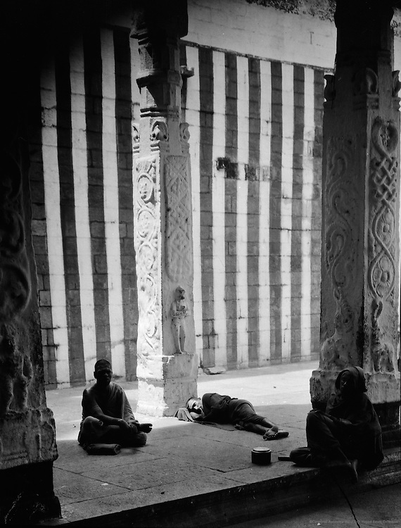 Priests, Tiruchirappalli, India, 1929