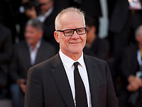 Thierry Fremaux at the premiere gala screening of the film Roma at the 75th Venice Film Festival, Sala Grande on Thursday 30th August 2018, Venice Lido, Italy.