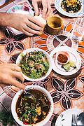 Northern Thai Food, Chiang Mai, Thailand