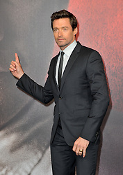 Hugh Jackman during the Premiere for his latest film 'Prisoners', at the Kino CineStar Sony Centre, Berlin, Germany, Wednesday 26th September 2013. Picture by Schneider-Press / John Farr / i-Images.<br /> UK&USA ONLY