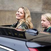 NLD/Amsterdam/20180203 - 80ste Verjaardag Pr. Beatrix, Prinses Mabel en Prinses Luana