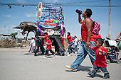 Tultepec Fireworks Photographer's Edit