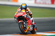 #99 Jorge Lorenzo, Spanish: Repsol Honda Team during the Gran Premio Motul de la Comunitat Valenciana at Circuito Ricardo Tormo Cheste, Valencia, Spain on 16 November 2019.
