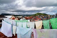 Rooftop Laundry, Cuba 2020 from Santiago to Havana, and in between.  Santiago, Baracoa, Guantanamo, Holguin, Las Tunas, Camaguey, Santi Spiritus, Trinidad, Santa Clara, Cienfuegos, Matanzas, Havana