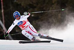 28.12.2010, Pista Stelvio, Bormio, ITA, FIS World Cup Ski Alpin, Men, second downhill training, im Bild Hans Grugger (AUT, #23). EXPA Pictures © 2010, PhotoCredit: EXPA/ J. Groder