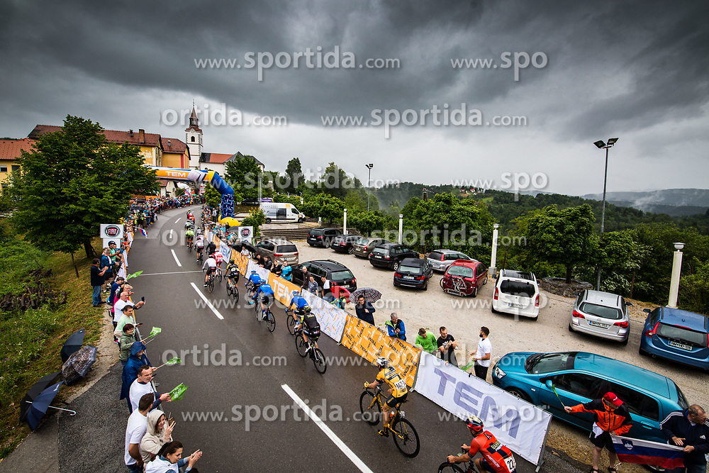 Cadez village  during 5th Stage of 26th Tour of Slovenia 2019 cycling race between Trebnje and Novo mesto (167,5 km), on June 23, 2019 in Slovenia. Photo by Peter Podobnik / Sportida